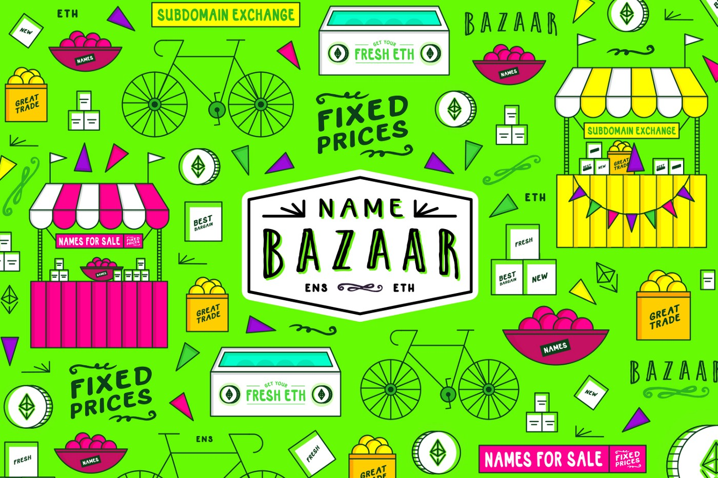 Name Bazaar District0x