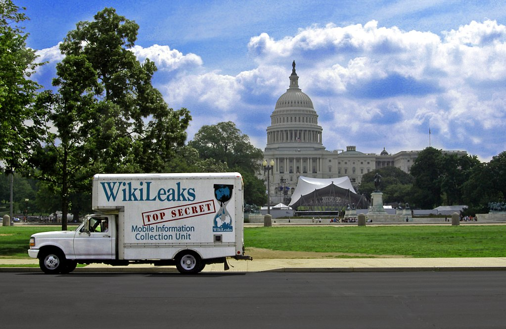 WikiLeaks Bitcoin Journey