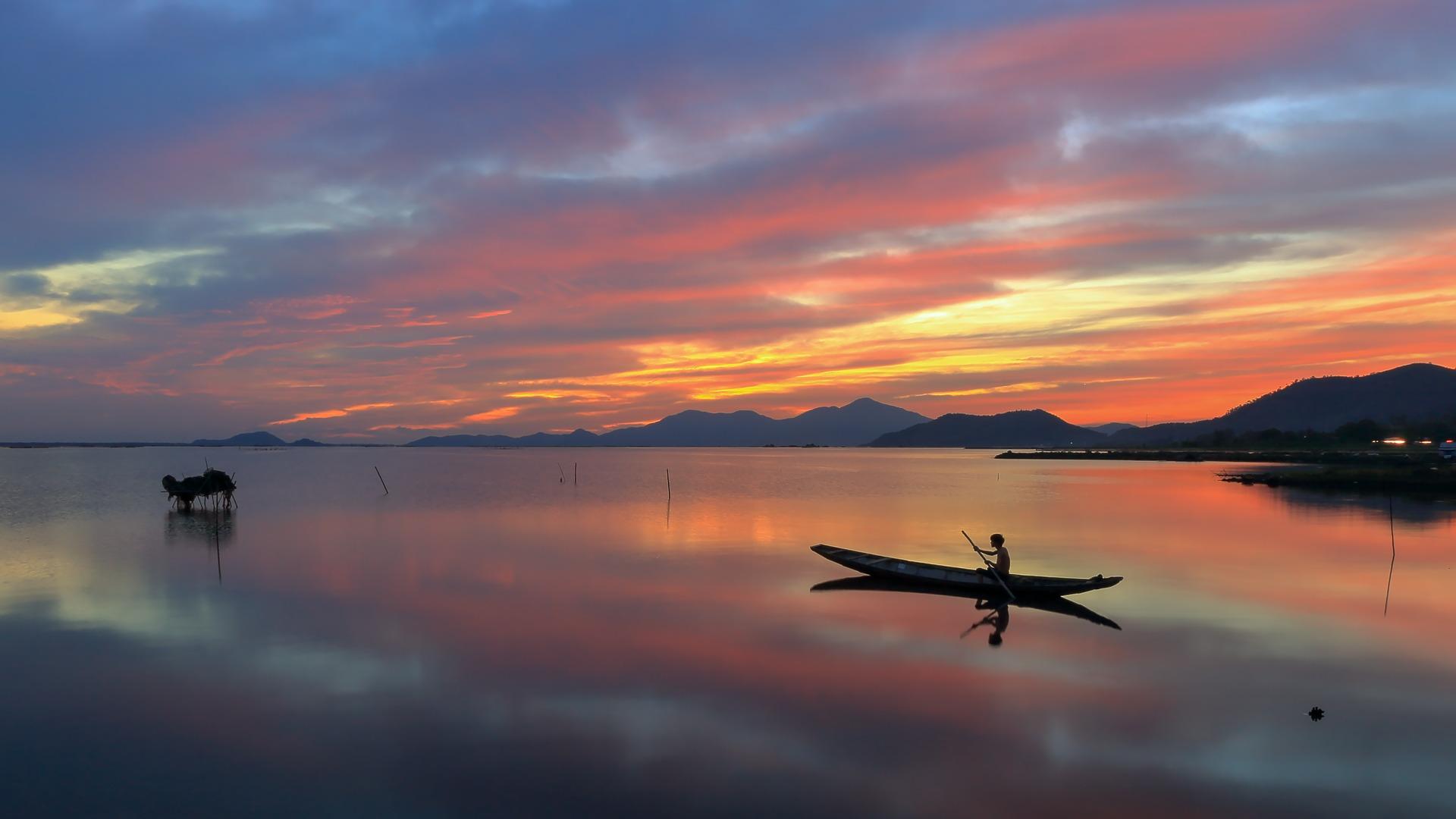 Fishing industry blockchain