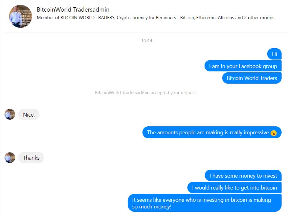 Bitcoin World Traders