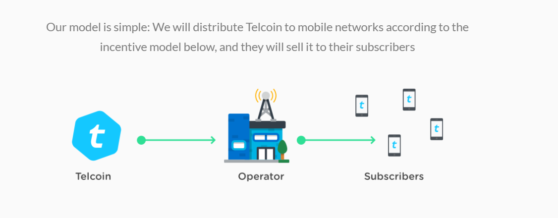 Telcoin operating process