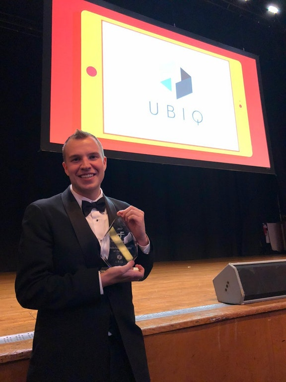 Ubiq Canadian fintech awards