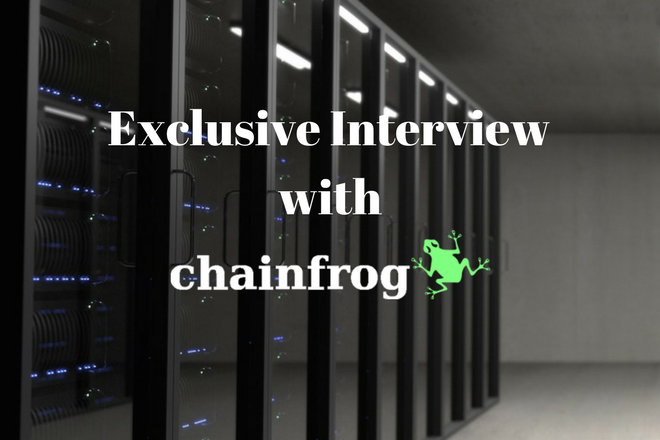 Exclusive Interview with Chainfrog Oy