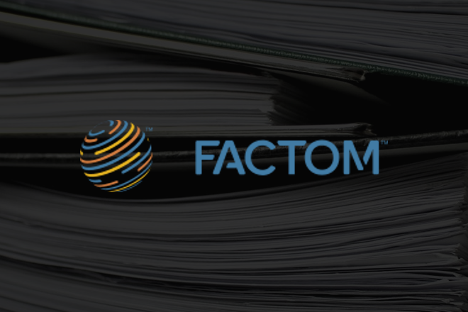 What is Factom?
