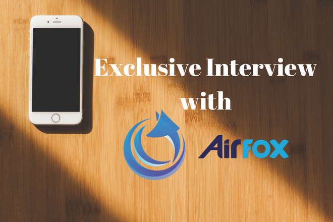 Exclusive Interview with AirFox