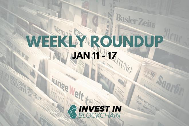 Week In Review: Jan 11-17