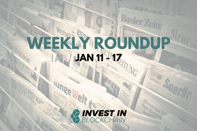Week In Review: Jan 11-17