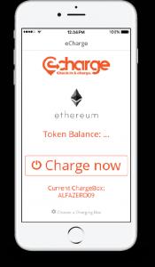 eCharge app