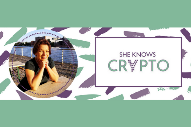 Women in Blockchain: An Interview with SheKnowsCrypto Founder