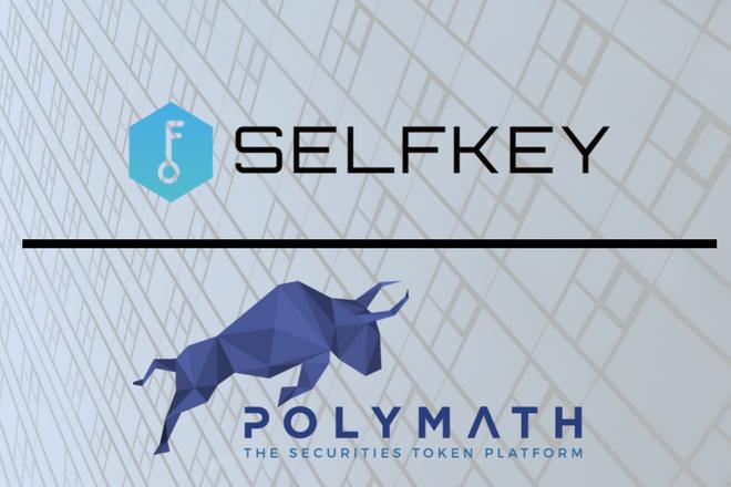 SelfKey and Polymath Partnership