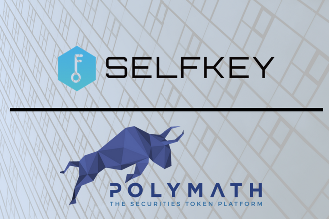 SelfKey and Polymath Partnership