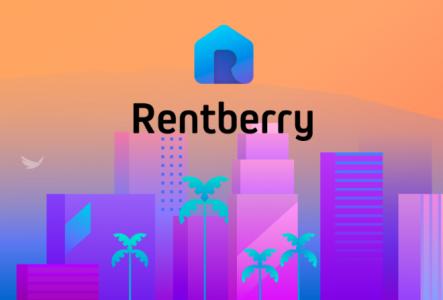 Rentberry logo