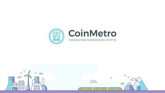 coinmetro logo