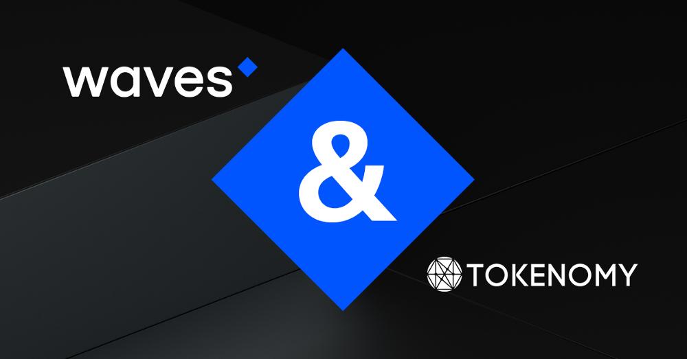 Waves Tokenomy Partnership