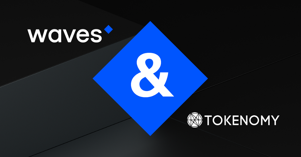 Waves Tokenomy Partnership