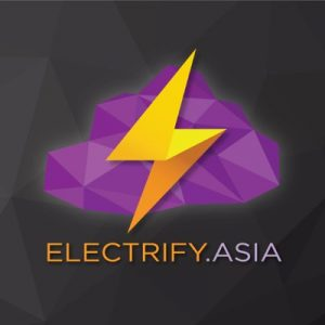 Electrify Asia logo