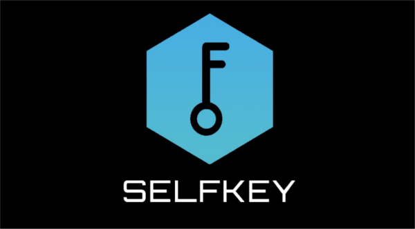 SelfKey logo png