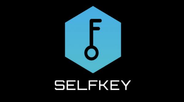 Logo SelfKey png