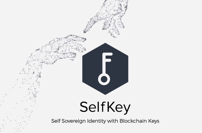 SelfKey - Own Your Digital Identity