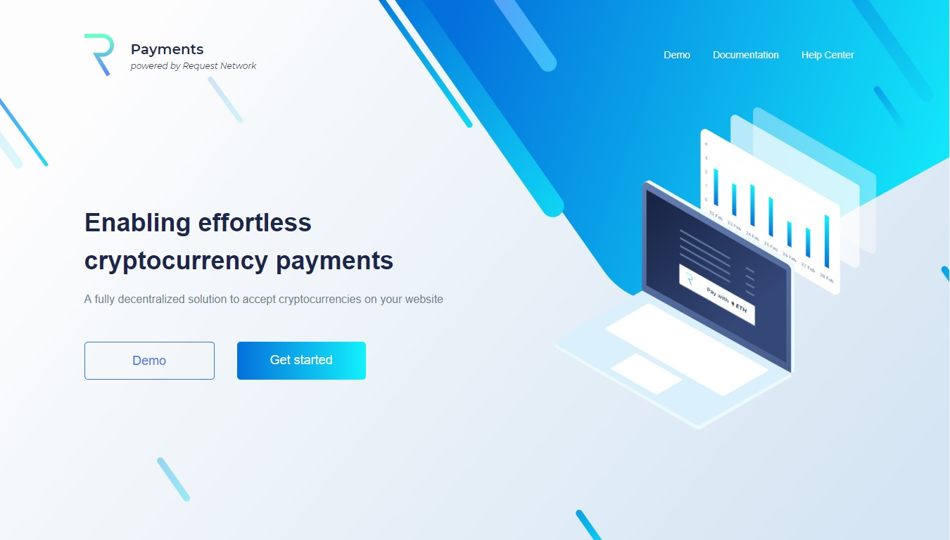 Pay with Request Network
