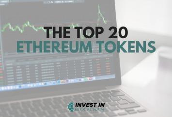 Top 20 Ethereum Tokens
