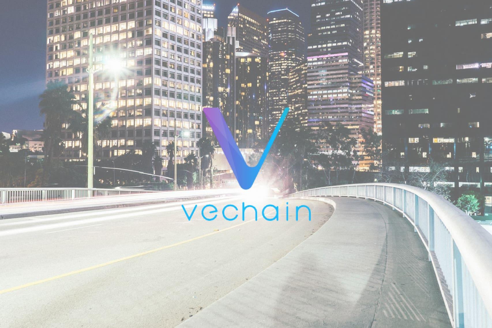 VeChain Whitepaper Highlights
