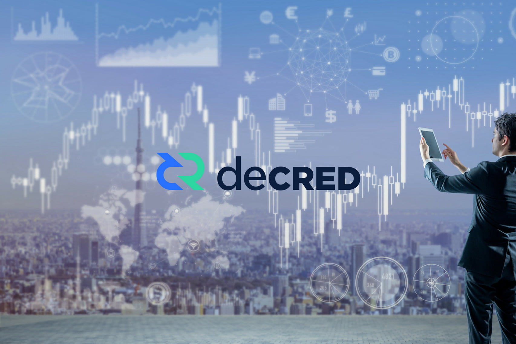 Price Analysis: Decred