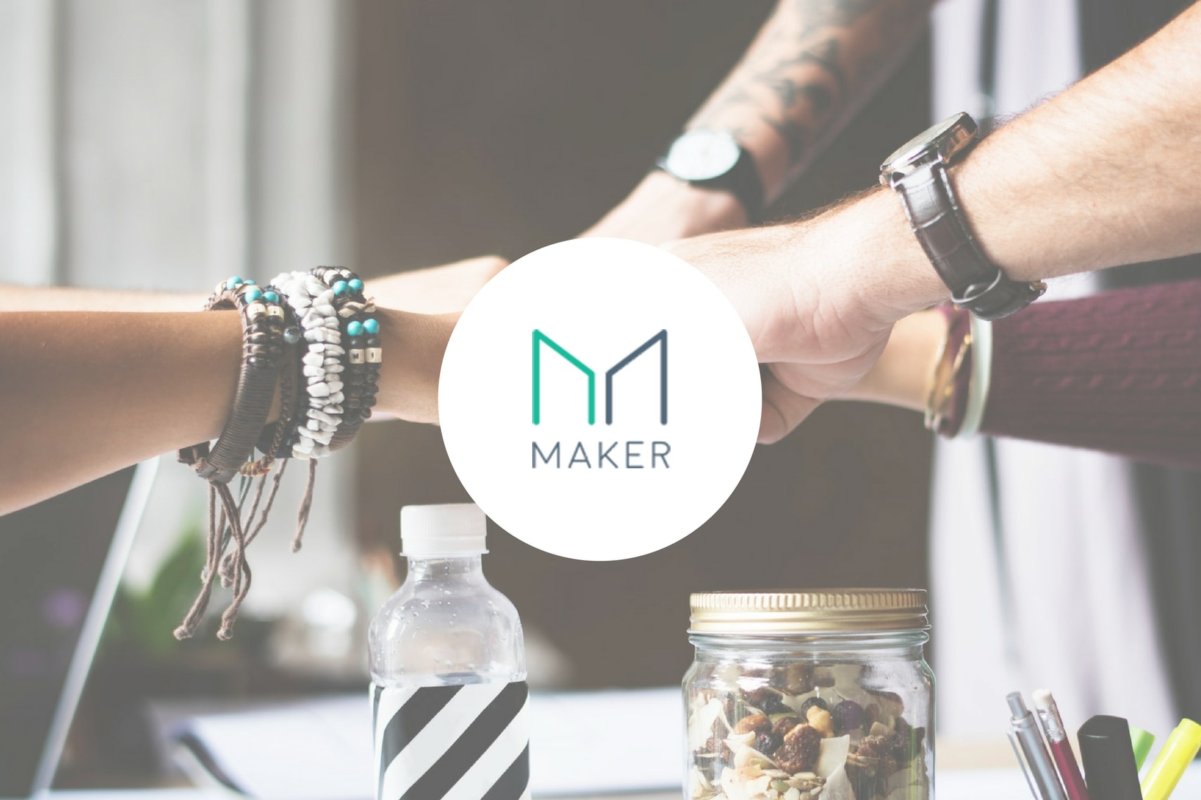 MakerDAO and TradeShift
