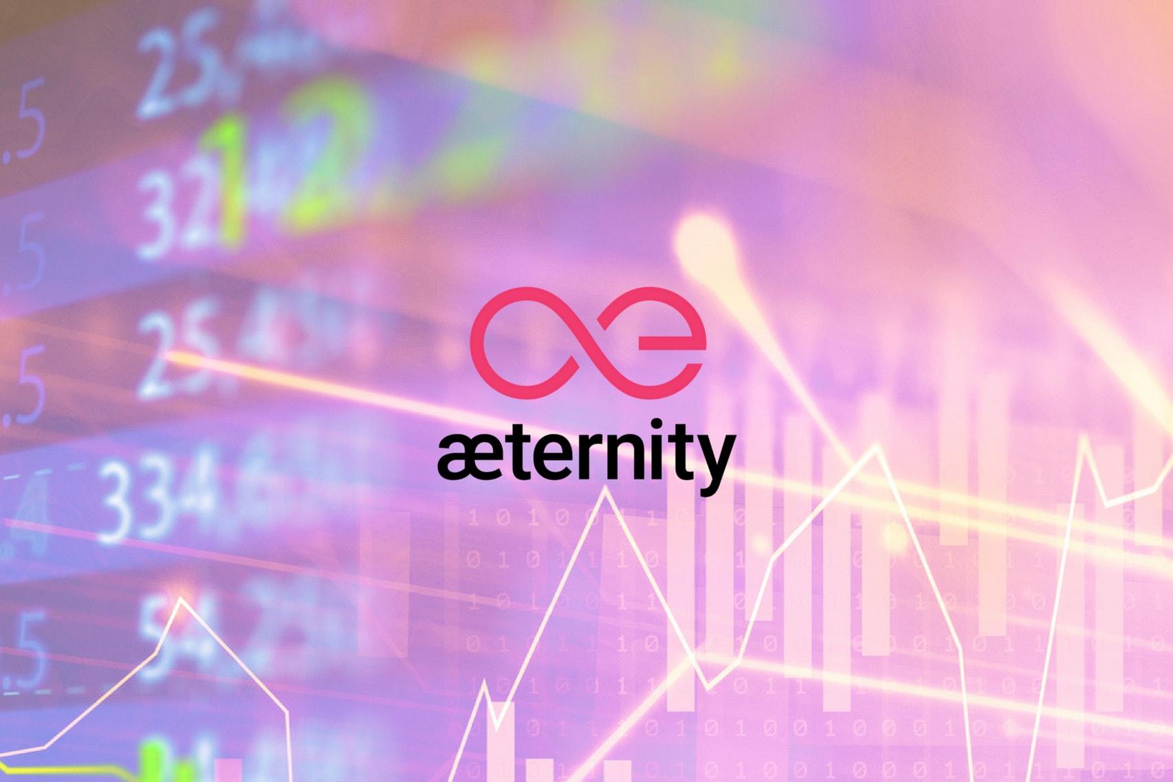 Price Analysis: Aeternity