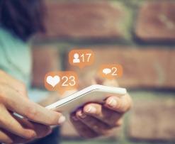 Social Media on the Blockchain