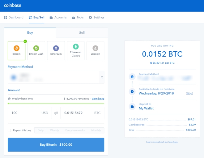How to Transfer from Coinbase to Binance