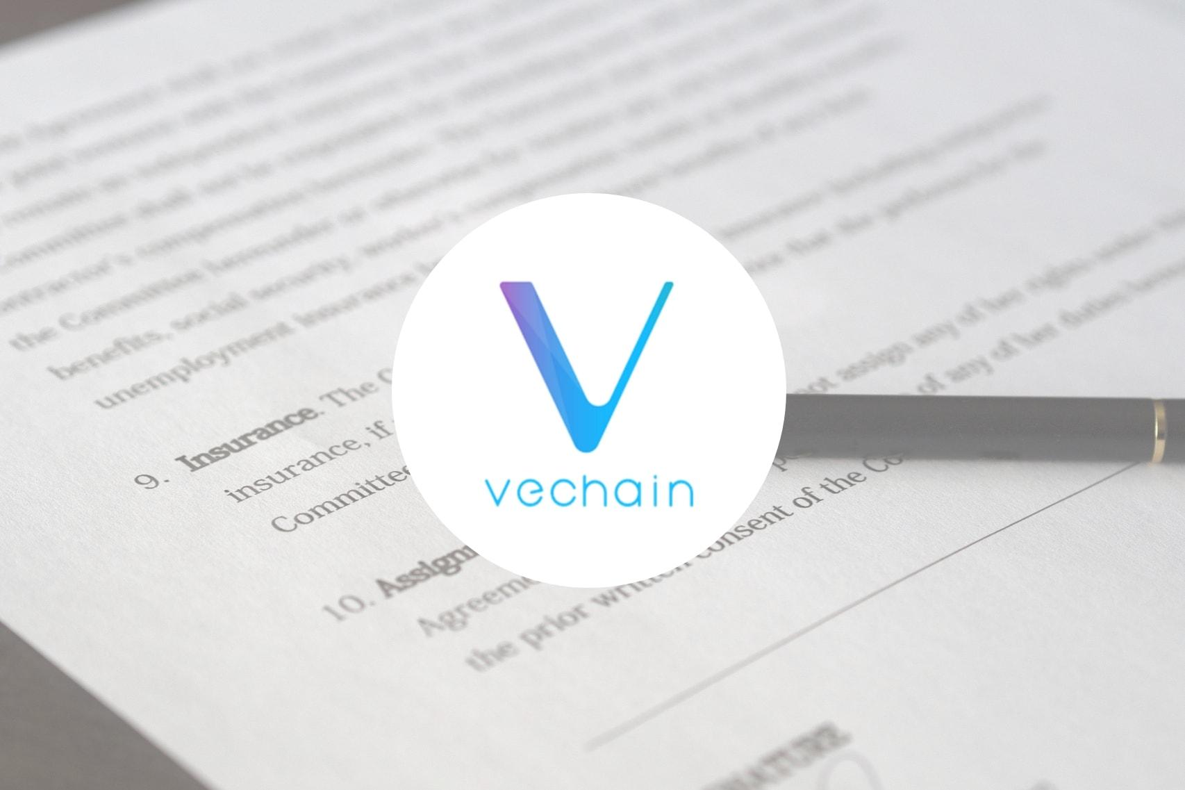 vechain_update