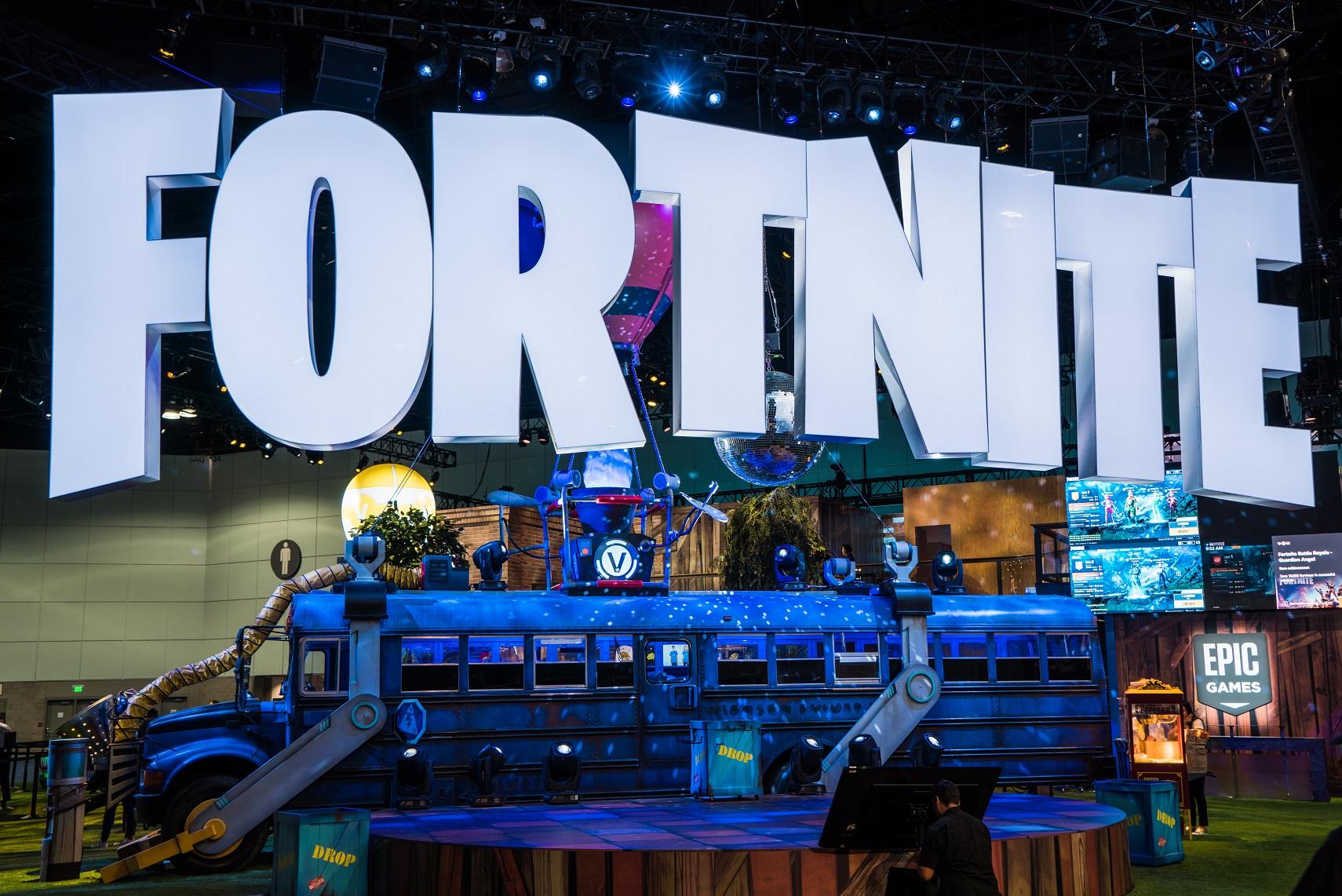 Fortnite merchandise Monero