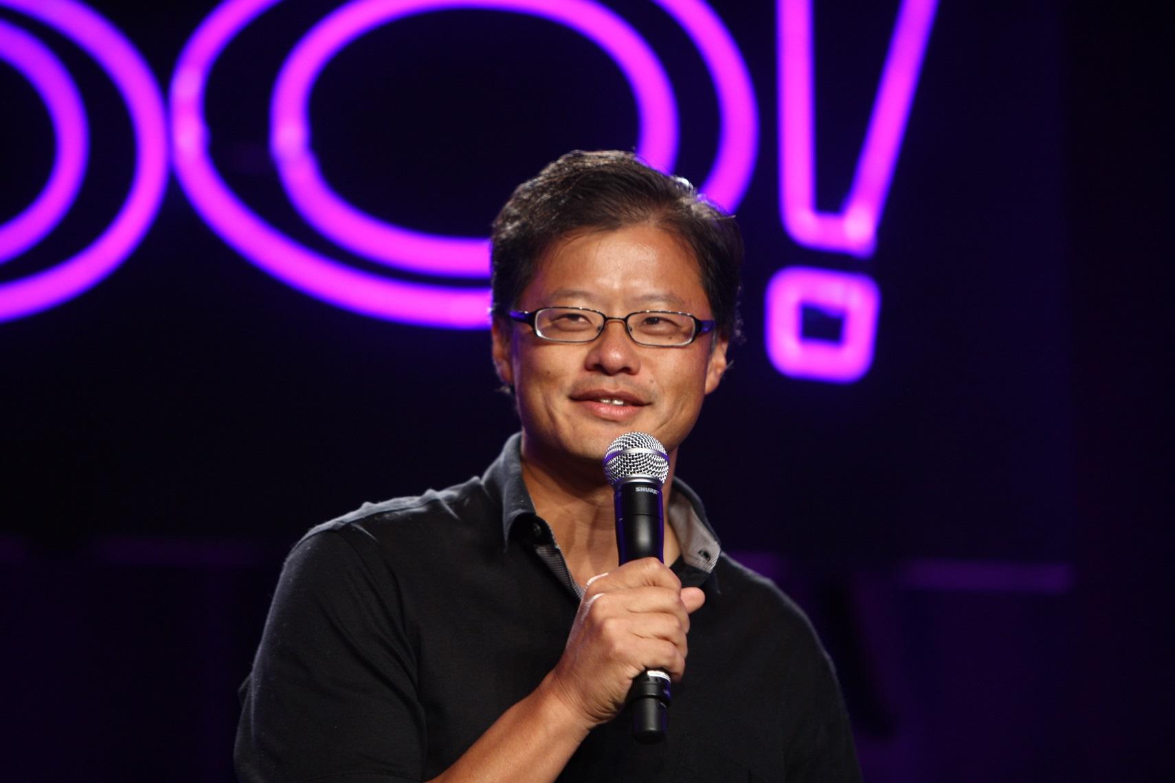 Jerry Yang Yahoo blockchain