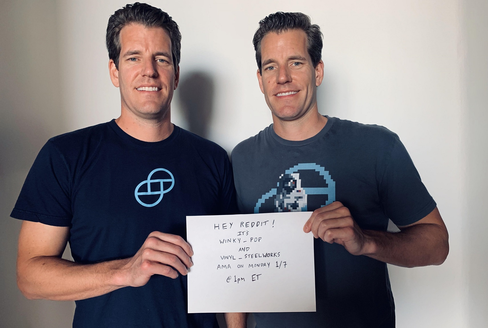 Winklevoss Twins Talk Bitcoins Future, ETF Plans, Gemini And More In