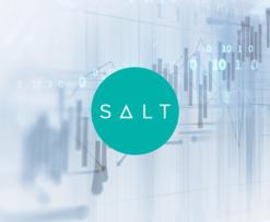 SALT Price Analysis