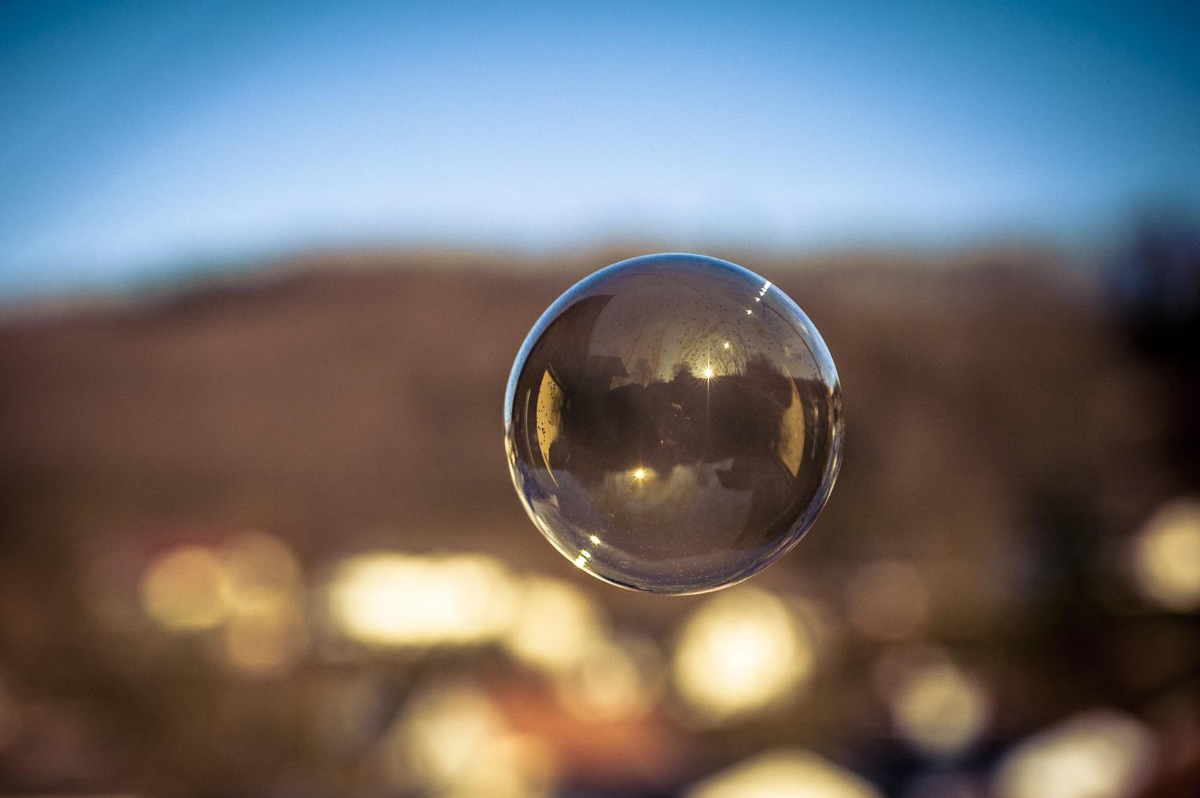 Bitcoin bubble zero