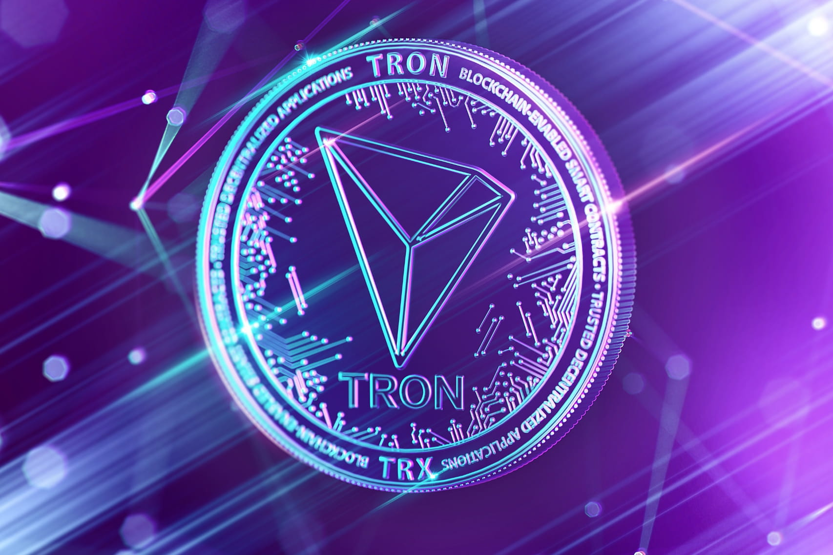 TRON (TRX) is Now the Number 1 Dapp Platform
