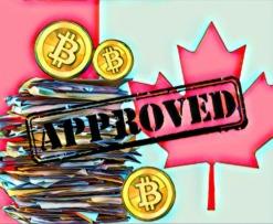 Canada Bitcoin Adoption