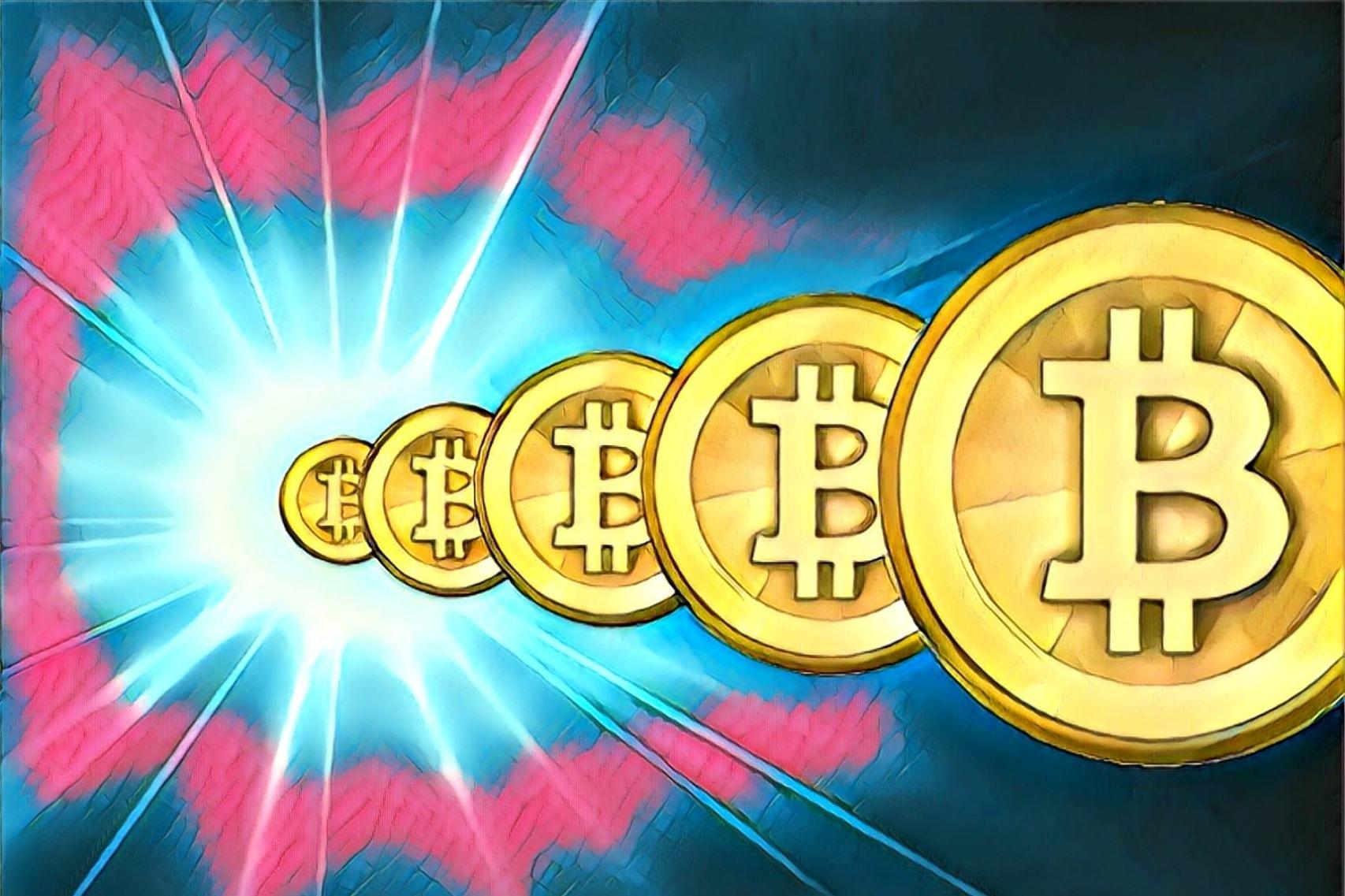 Bitcoin halving prediction