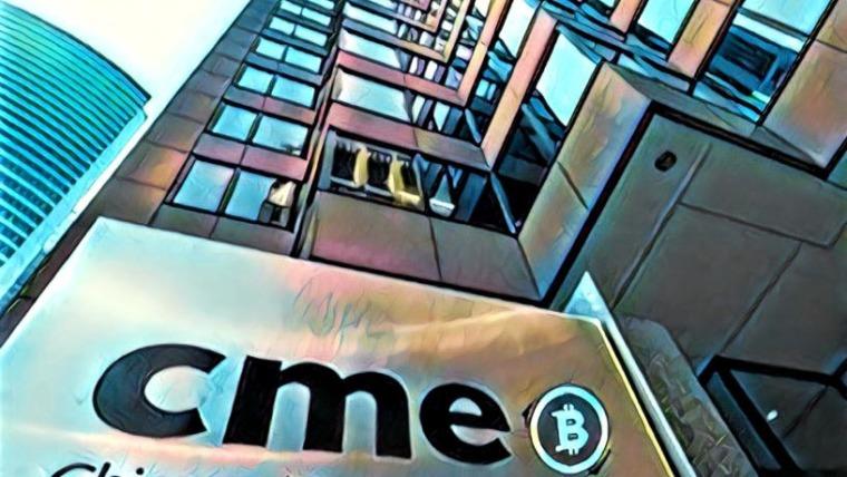 Bitcoin futures volume rises