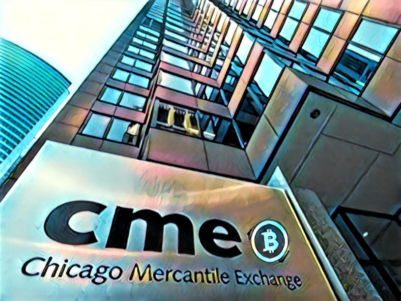 CME Group Bitcoin Futures BTC