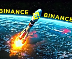 Binance BNB CZ Launch
