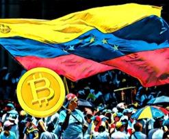 Venezuela Bitcoin BTC Petro