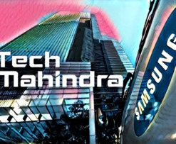 Tech Mahindra India Samsung