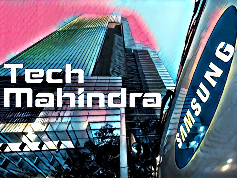 Tech Mahindra India Samsung