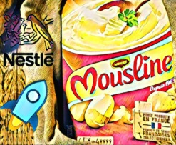 Mousline Nestle Carrefour IBM Stellar