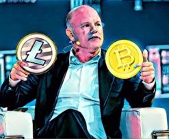 Litecoin Bitcoin LTC BTC