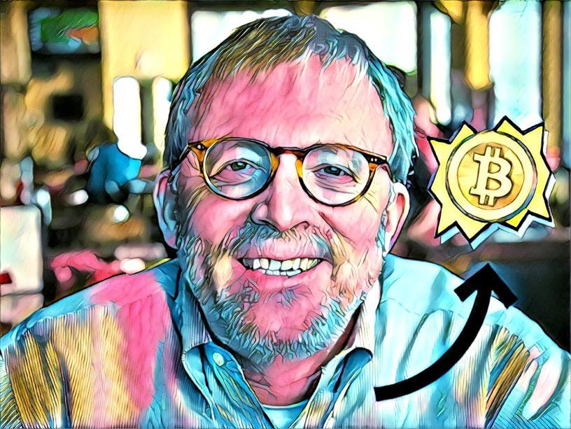 Peter Brandt Bitcoin Price Prediction