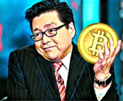 Tom Lee Bitcoin Fundstrat